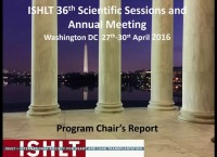 2016: Opening Plenary Session: Transplantation: Where Does the Science End and the Art Begin? -- Welcome/Program Chair Report