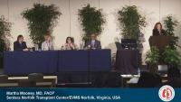 SESSION 1: IMPACT OF SURGERY AND IMMUNOSUPPRESSION ON INFECTION IN CT TX RECIPIENT AND DONOR SELECTION CONSIDERATIONS
