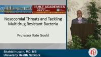 SESSION 3: BACTERIAL AND PARASITIC PATHOGENS