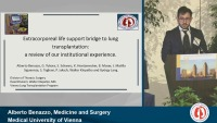 SESSION 16: The Rise of the Machines: ECLS and EVLP in Lung Transplantation