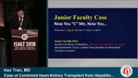 ORAL SESSION 32 - Junior Faculty Clinical Case Dilemmas: The Best of the Best