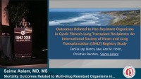 ORAL SESSION 38 - Hot Topics in Infectious Diseases