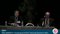 ORAL SESSION 41 - Crunching the Numbers: Improving Outcomes in Heart Transplantation