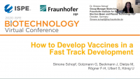 How to Develop Vaccines in Fast Track Development