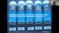 Environmental Aspects of Manufacturing for the Prevention of Antimicrobial Resistance