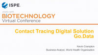 Contact Tracing Digital Solution Go.Data