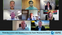 """Panel Discussion with Speakers from the Track """"Pharma 4.0 Vision"""""""