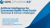 Artificial Intelligence for Connected Health Post-Covid: Technical and Ethical Challenges