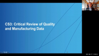 CASE STUDY 3: Critical Review of Quality and Manufacturing Data  icon