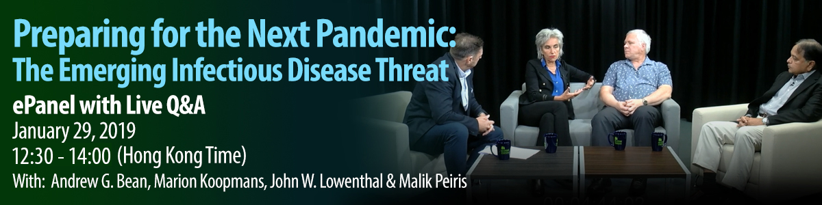 Preparing for the Next Pandemic: The Emerging Infectious Disease Threat