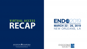 Virtual Access Recap: ENDO 2019