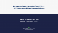 Immunogen Design Strategies for COVID-19, RSV, Influenza and Other Enveloped Viruses