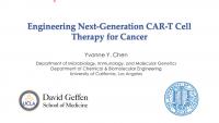 Engineering Next-Generation CAR-T Cell Therapy for Cancer
