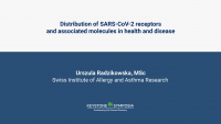 Distribution of ACE2, CD147, CD26 and other SARS-CoV-2 associated molecules in tissues and immune cells in health and in asthma, COPD, obesity, hypertension, and COVID-19 risk factors
