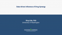 Data-driven Inference of Drug Synergy