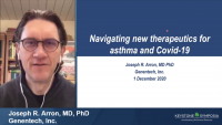 Navigating New Therapeutics for Asthma and COVID