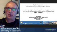 Can Host Blood Transcriptomic Biomarkers of Tuberculosis Inform Therapy?