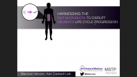 Short Talk: Harnessing Gut Bacteria to Disrupt Helminth Life Cycle Progression icon