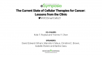 The Current State of Cellular Therapies for Cancer: Lessons from the Clinic