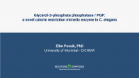 Phosphoglycolate phosphatase homologs act as glycerol-3-phosphate phosphatase to control metabolism, stress responses and healthy aging in C. elegans