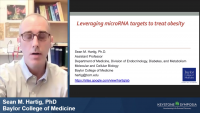 Leveraging MicroRNA Targets to Treat Obesity icon