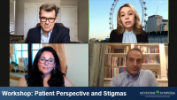 Workshop and Panel: Patient Perspective and Stigmas