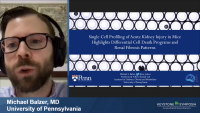 Short Talk: Single Cell Profiling of Acute Kidney Injury in Mice Highlights Differential Cell Death Programs and Renal Fibrosis Patterns