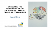 Dissecting the Alzheimer's Brain: From Single Cells to Cellular Communities