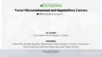Tumor Microenvironment and Hepatobiliary Cancers