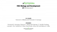HSC Biology and Development icon
