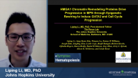 Short Talk: High Mobility Group A1 Chromatin Remodeling Proteins Drive Progression in Myeloproliferative Neoplasms through Epigenetic Rewiring to Induce GATA2 and Cell Cycle Progression icon