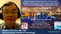 Short Talk: Highly Programmable Synthetic Transcription System for Precision Control of Gene Expression and Functional Phenotype in Mammalian Cells