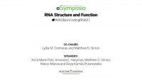 RNA Structure and Function icon