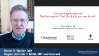 I Am Nothing Without You: The Rationale for T Cell Plus B Cell Vaccines for HIV