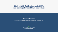 Study of SARS-CoV-2 adjuvanted by OMVs as a vaccine platform and future perspectives icon