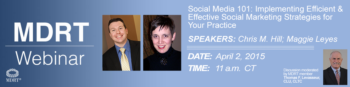 Social Media 101: Implementing Efficient & Effective Social Marketing Strategies for Your Practice