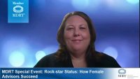 MDRT Special Event: Rock-star Status: How Female Advisors Succeed (and help others do the same)
