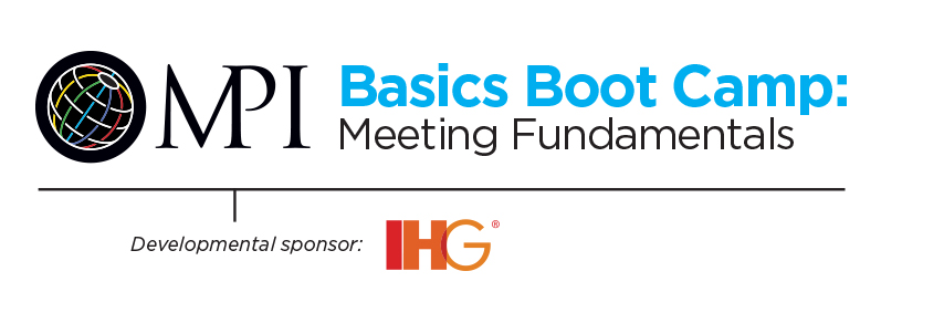 Basics Boot Camp: Meeting Fundamentals Part 1 (Strategy & Sourcing)