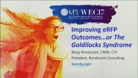 Improving eRFP Outcomes (or: Overcoming the Goldilocks Syndrome)