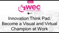 Innovation Think Pad: Become a Visual and Virtual Champion at Work