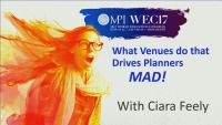 SUPPLIER MEETUP: What Venues Do that Drive Planners Mad
