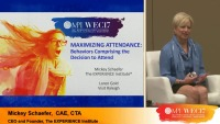 Maximizing Attendance: Behaviors Comprising the Decision to Attend