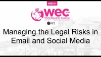 Managing the Legal Risks in Email and Social Media