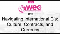 Navigating International C's: Culture, Contracts, and Currency
