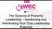 The Science of Powerful Leadership – Awakening and Harnessing Your True Leadership Potential