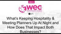 What's Keeping Hospitality & Meeting Planners Up At Night and How Does That Impact Both Businesses?