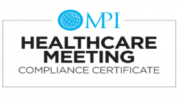 Healthcare Meeting Compliance Certificate (HMCC) 03.12.2020
