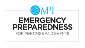 Live Online: Emergency Preparedness For Meetings and Events 06.25.2020