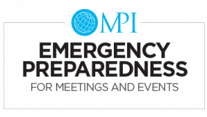 Live Online: Emergency Preparedness For Meetings and Events 12.10.2020