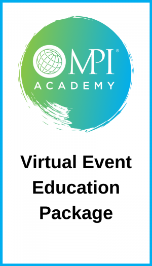 Virtual Event Education Package